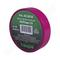 Изолента пвх haupa цвет фиолетовый, шир.19 мм, длина 20 м, d 74 мм 263854