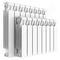Радиатор rifar monolit ventil 500 х12 сек нп лев mvl 50мм rm50012нл50