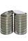 Комплект лабораторных сит для щебня по ГОСТ 8267-93 производства ООО «ВИБРОТЕХНИК»