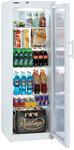 Холодильный шкаф со стеклянной дверцей Liebherr FKv 4143