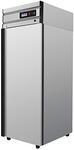 Холодильный шкаф Polair ШХ-0, 5 (с корпусом из нержавеющей стали) (CM 105-G)